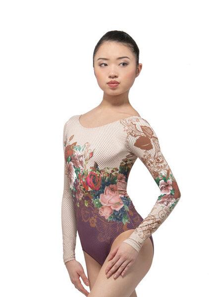 Bodijs LAURELINE Ballet Rosa