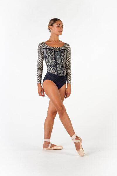 Bodijs LYMAN Ballet Rosa